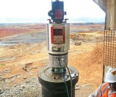 ENRC Improves Mine Safety with 3D Scanner